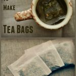 How to Make Tea Bags (Using Press-and-Brew Bags)