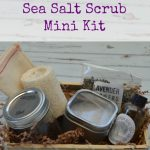Lavender Salt Scrub and Soak Kit Giveaway (+ Bonus for DIY Lovers)!