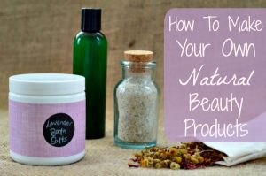 make-your-own-beauty-products
