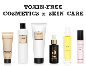 Toxin-free Cosmetics and Skin Care