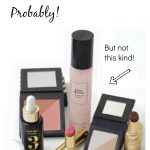 Is Your Makeup Toxic?