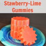 Strawberry-Lime Gummies Recipe
