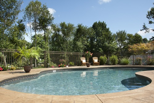 Enjoy Your Pool With These Earth-Friendly, Money-Saving Tips | aDelightfulHome.com