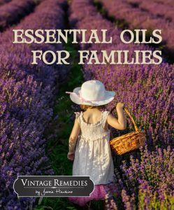 Essential Oils for Families