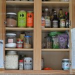 Quick Pantry Makeover (while making pancakes!)