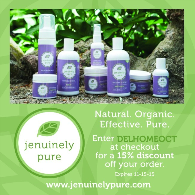 Jenuinely Pure discount code
