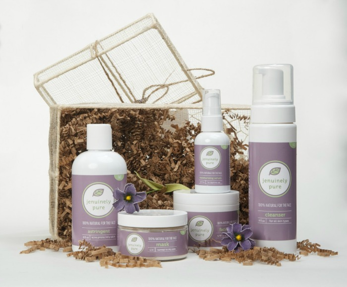 Natural Beauty Spotlight: Jenuinely Pure