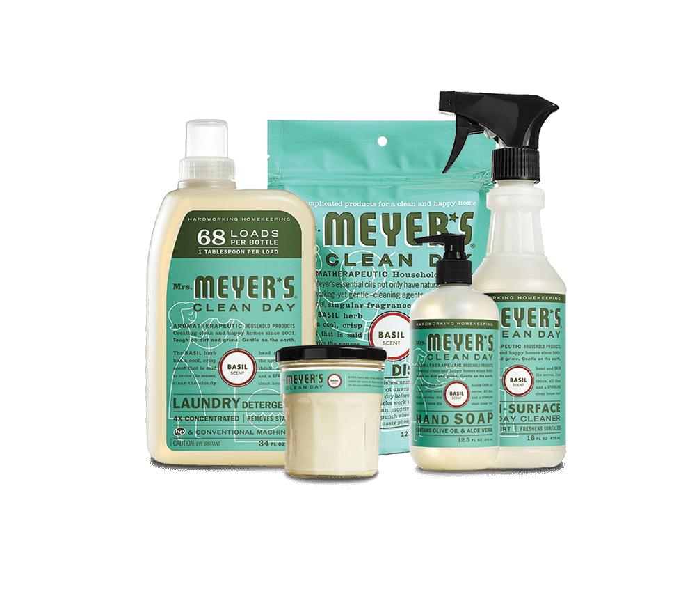 Mrs Meyers Product Bundle (1)