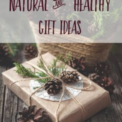 Healthy Gift Ideas (Plus Cyber Monday Deals) | aDelightfulHome.com