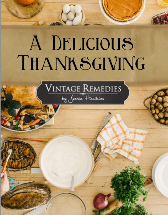 Healthy (and Delicious) Thanksgiving Recipes | aDelightfulHome.com