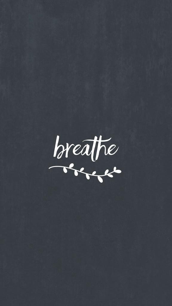 breathe script