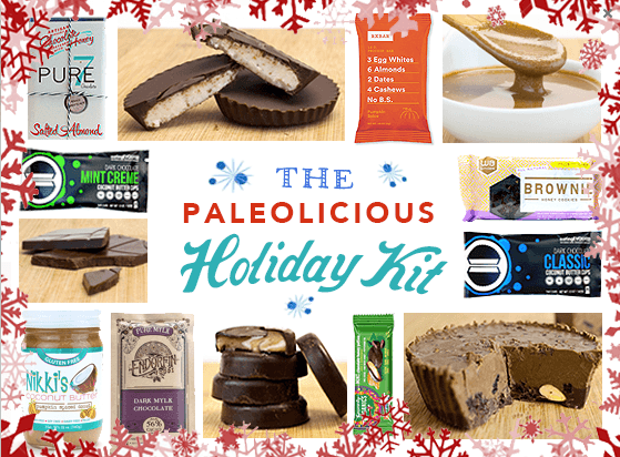 Paleo Holiday Kit