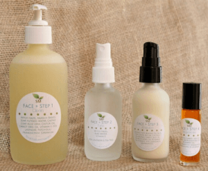 Scratch Mommy Natural Skincare Giveaway!