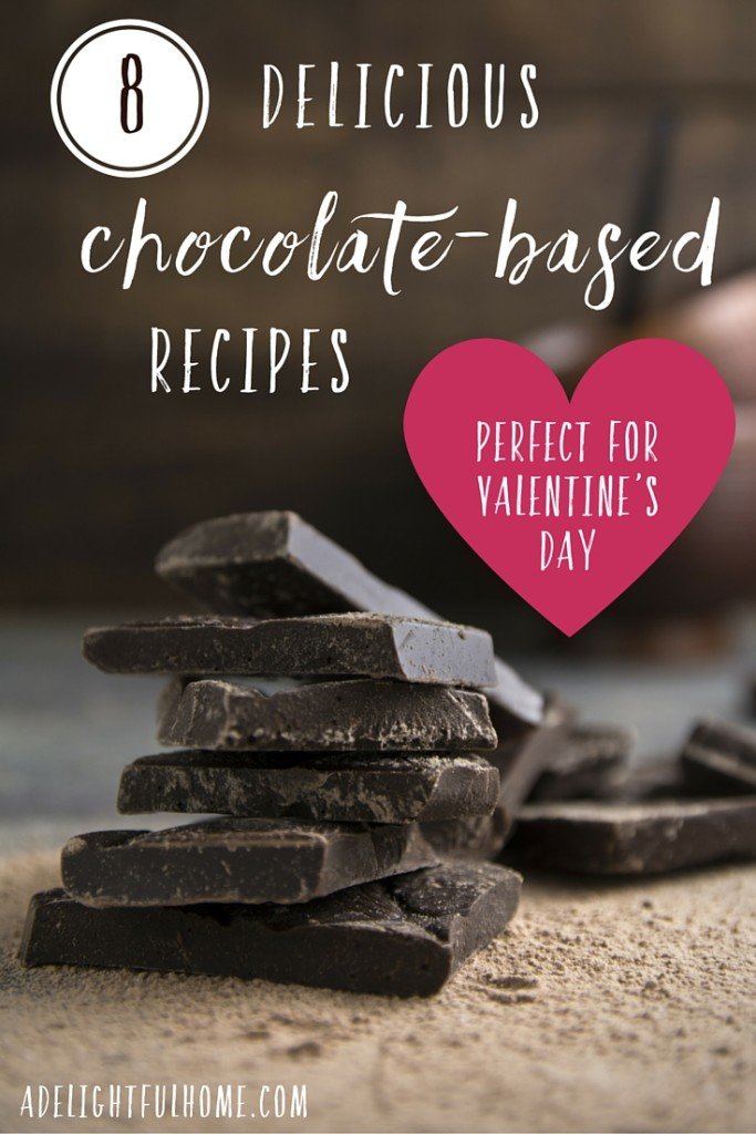 8 Delicious Chocolate-based recipes