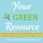 Your Green Resource – Week Twenty