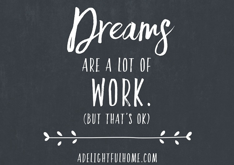 Dreams | aDelightfulHome.com