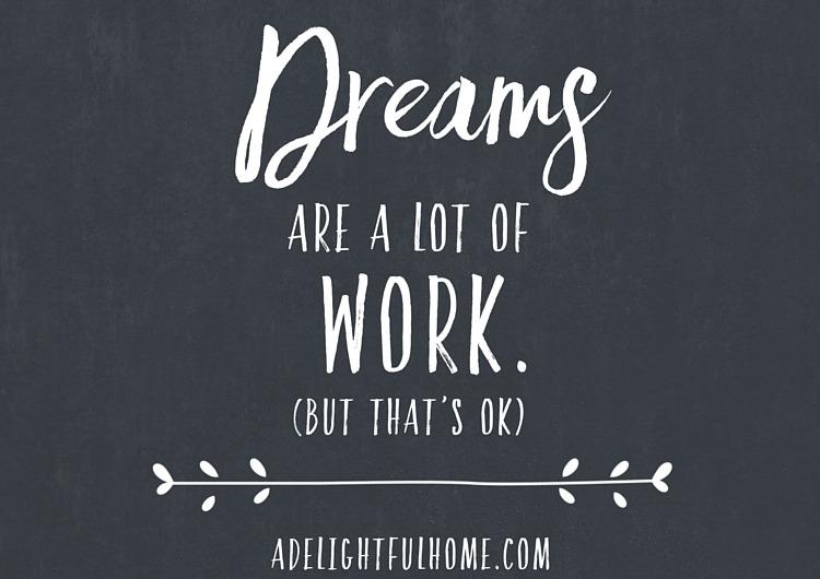 Dreams   aDelightfulHome.com