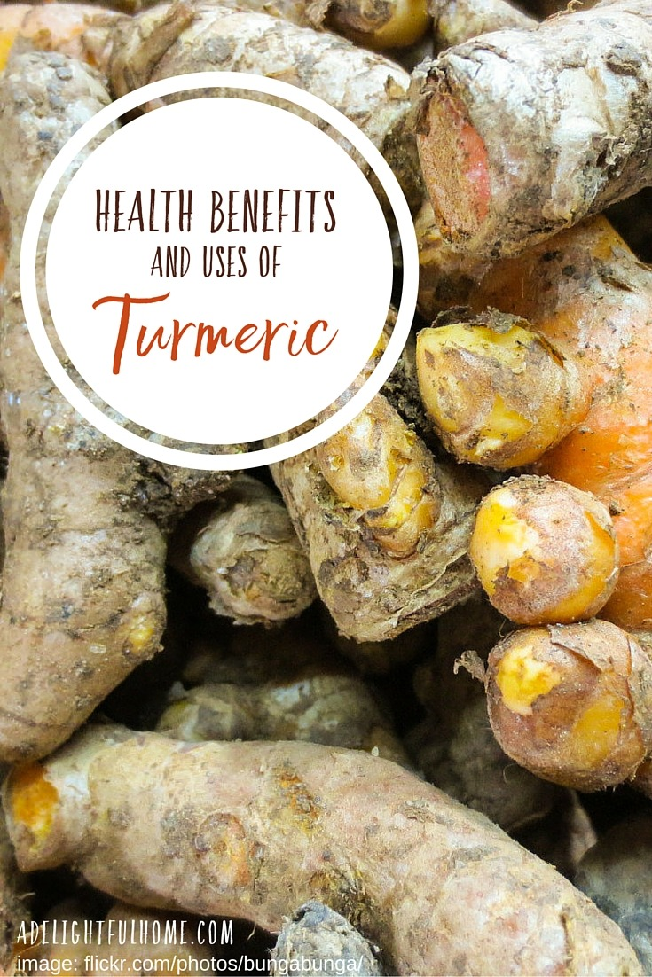 Health Benefits (and uses) of Turmeric (1)