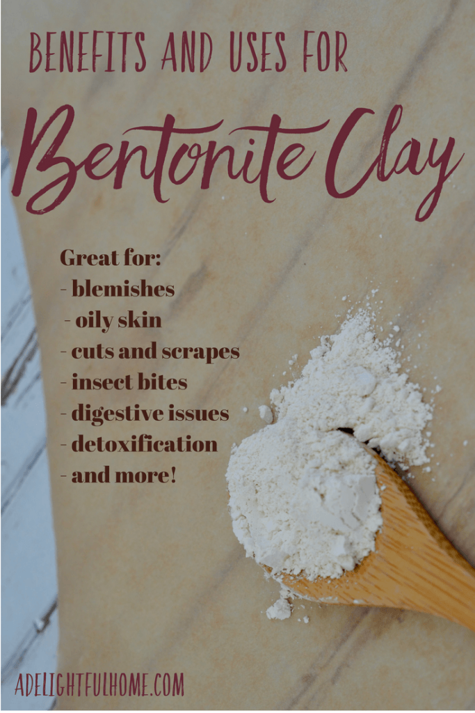 Mixing Bentonite Clay To Drink