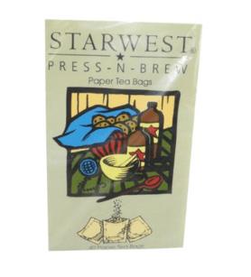 press-n-bew tea bags