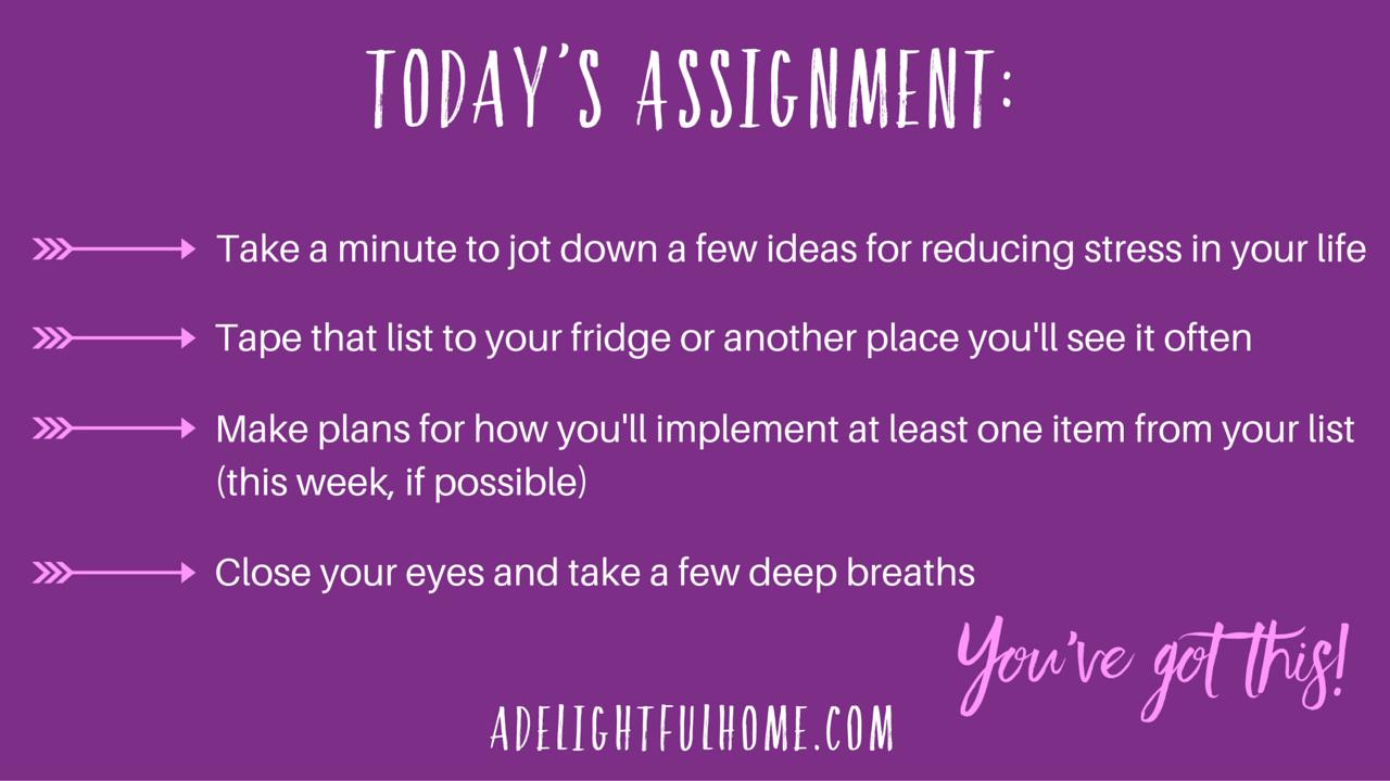 stress assignment (1)