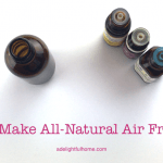 DIY Air Freshener Spray Recipe (with Video)
