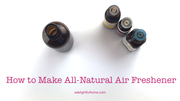 diy air freshener spray recipe with video a delightful