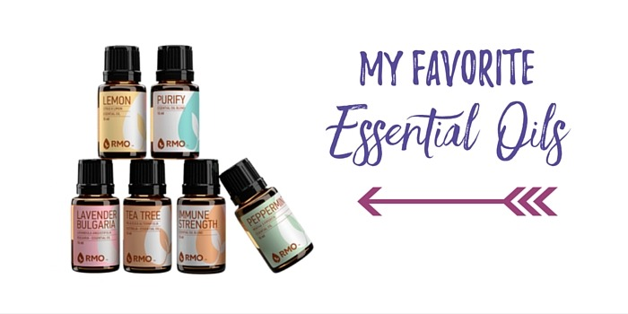 my favorite oils