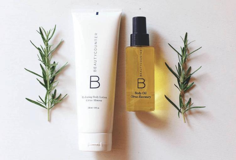 beautycounter oil