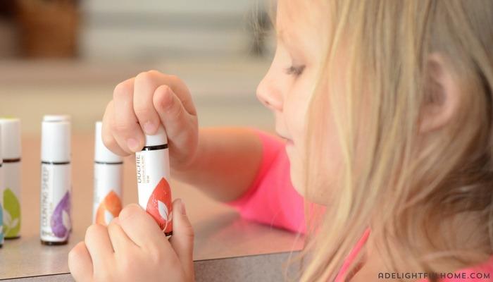 kid safe oils