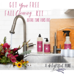 12 Fall Cleaning Hacks & How to Get a Free Fall Cleaning Kit