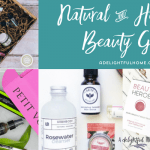 How to Give Unique Natural & Healthy Beauty Gifts
