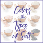 Do you Know the Different Colors & Types of Salt?