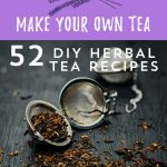 52 DIY Herbal Tea Recipes