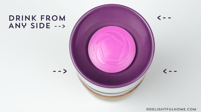 tea time lid
