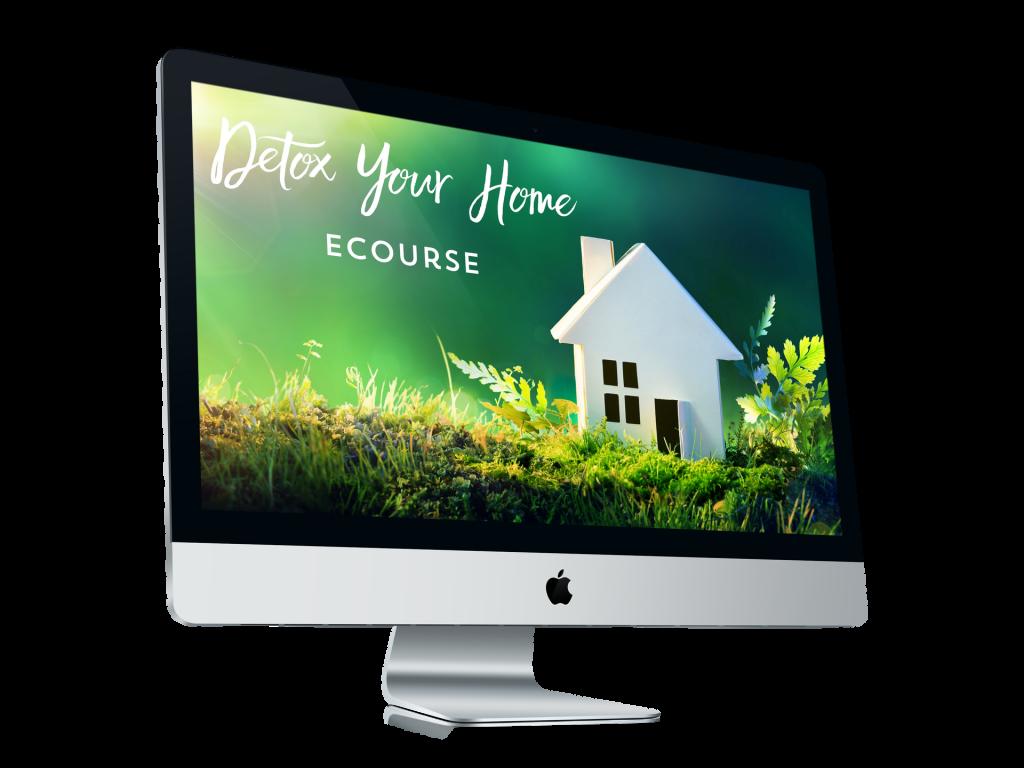 Detox Your Home ecourse