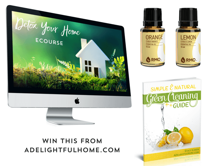 Earth Day Giveaway - A Delightful Home