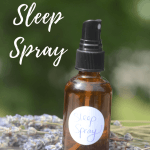 DIY Sleep Spray