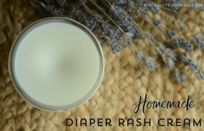 How to Make Diaper Rash Cream