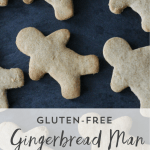 Gluten-Free Gingerbread Man Cookie Recipe