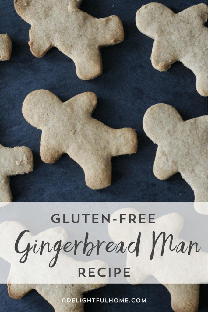 Man Cave Craft Eats Gluten Free : Gingerbread man cookie recipe clicker