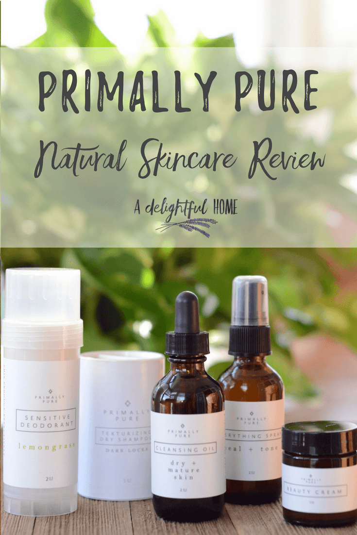 Primally Pure Review - Effective Natural Skincare - A ...