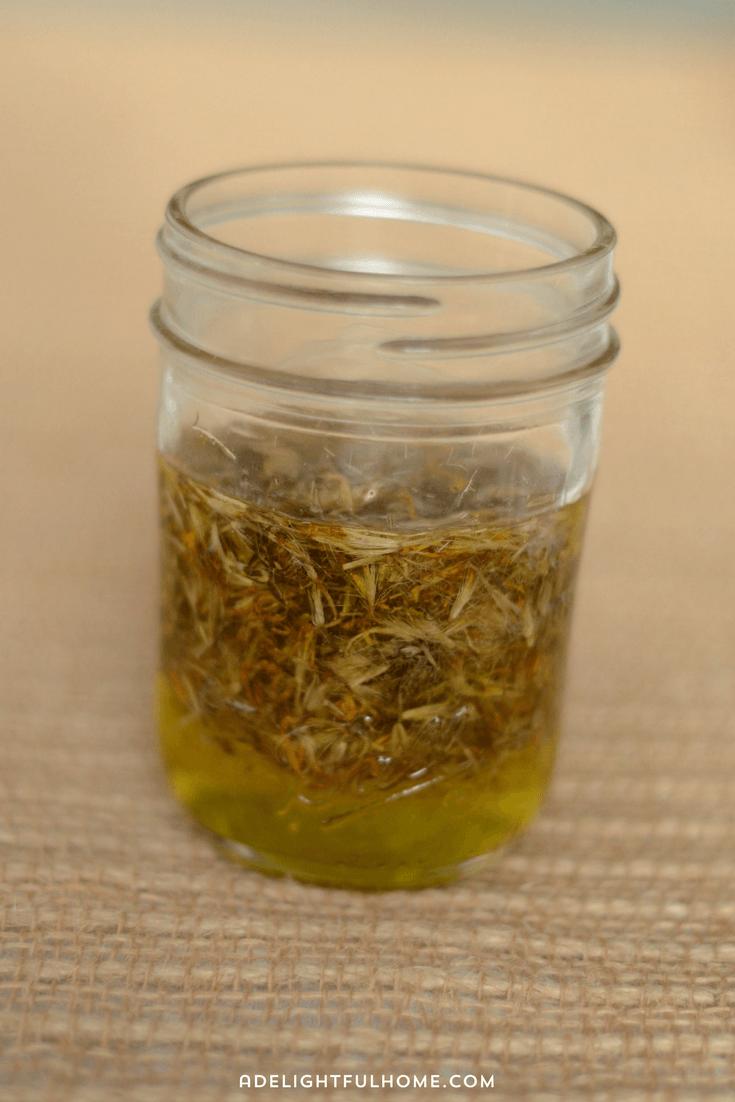 arnica infused oil