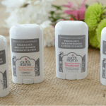 Natural Deodorant that Works: Earth Mama Organics