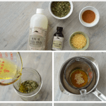DIY Tired Muscle Salve with Arnica and St. John's Wort