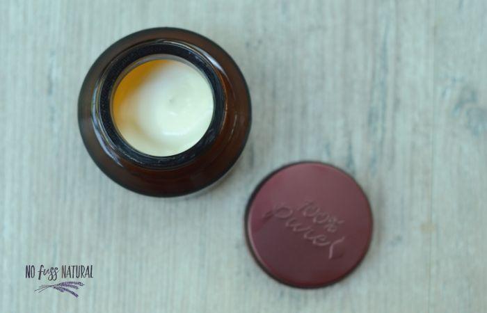 jar of anti-aging night cream