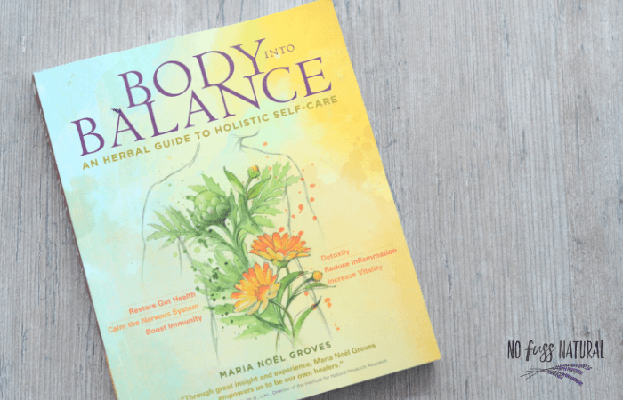 body in balance book