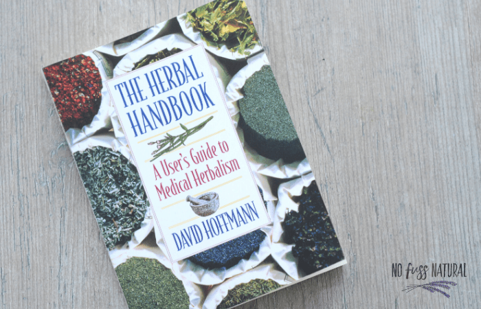 herbal handbook david hoffmann