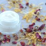 Rose and Calendula Face Cream Recipe
