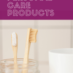 Low Waste Personal Care Products